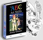 You Can Draw with the ABC of Art Skills cover