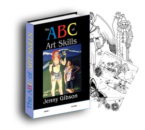 Learn how to create beautiful drawings for every project with the ABC of Art Skills
